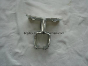China Supplier Stainless Steel Stamping Parts with Zinc Plating pictures & photos