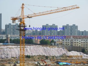 Hongda Nice Quality Tower Crane (3ton-25ton) pictures & photos