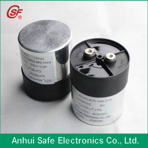 Photovoltaic Wind Power DC Filter Capacitor for Solar Power pictures & photos