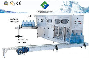 5 Gallon Barrel Filling and Capping Machine pictures & photos