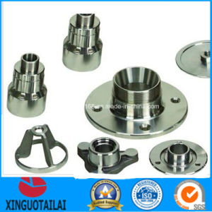 OEM Non-Standard CNC Machining Parts for Aluminum