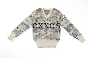 Military Camouflage Wool Pullover pictures & photos