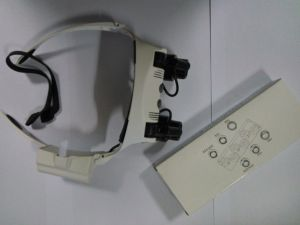 Clock Repair Magnifier with 2 LED Lamp and 4 Sets Lens pictures & photos