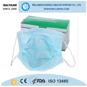 3 Ply Mask Full Face Safety Mask Fashion Surgical Masks pictures & photos