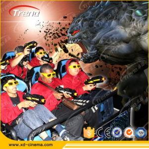 Amusement Theme Park Hydraulic Motion Seat 5D Cinema pictures & photos