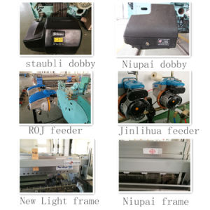 New Model Air Jet Loom Made-in-China pictures & photos