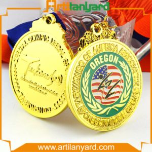 Customer Design Sports Metal Medal pictures & photos