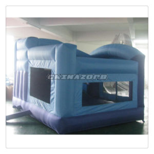 Popular Style Dolphin Theme Inflatable Combo Bouncy Castle pictures & photos