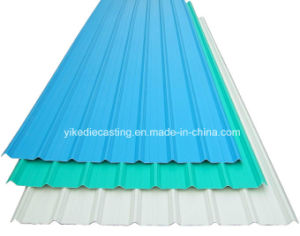 Anti Corrosion PVC Corrugated Roof Tiles (1130mm, 1350mm)