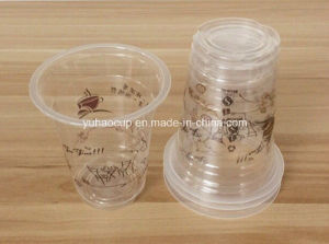 12oz 16oz 24oz Disposable Custom Printed PP Cup Plastic Cup pictures & photos