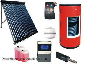 New 2016 Split Pressurized Solar Water Heater (EN12976)