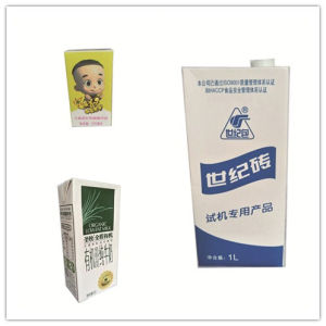 250 Ml Aseptic Packaging Material for Fresh Milk pictures & photos