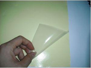 Semi Transparent Self-Adhesive/Hotmelt TPU Film pictures & photos