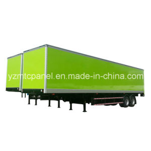 Smooth Appearance FRP CBU Dry Truck Body pictures & photos