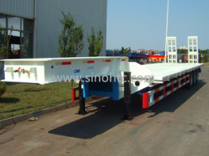 CIMC Lowloader trailers for Africa market pictures & photos