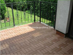 Recycled WPC Material Outdoor /Indoor WPC DIY Decking /Flooring pictures & photos