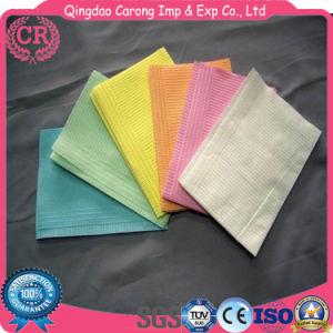Disposable Paper Plastic Petient Dental Towels pictures & photos