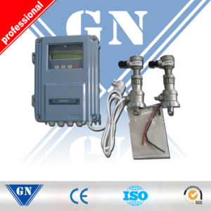 Portable Flowmeter / Ultrasonic Flowmeter / Ultrasonic Flow Meter pictures & photos