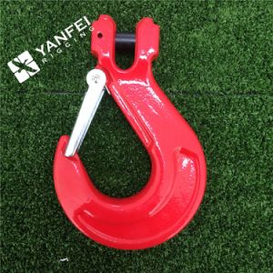 G80 Clevis Sling Hook with Latch pictures & photos