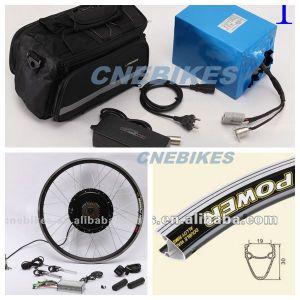 48V 1000W Conversion Kit Match 48V 20ah Li-Mn Bare Type Battery pictures & photos