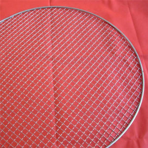 Barbecue BBQ Grill Wire Mesh Manufacturer pictures & photos