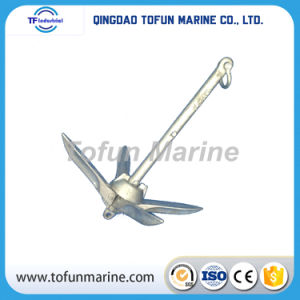 Hot DIP Galvanized Grapnel Anchor (TFGA06015) pictures & photos