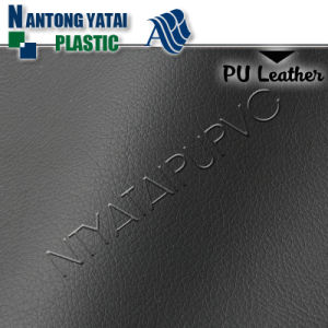 PU Synthetic Leather for Car Seats, Package Material, Decorative Material pictures & photos