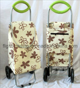 Collapsible Lightweight Shopping Trolley Grocery Bag Cart pictures & photos