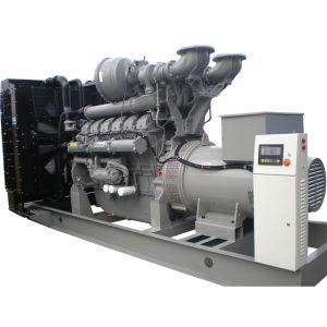 Perkins Series Diesel Generator Set (NPP200)