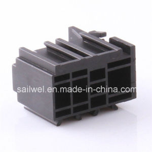 4.8 and 6.3 Composited Wire Series 5 Pins Auto Connector