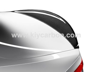 High Quality Dry Carbon Fiber Auto Rear Spoiler pictures & photos
