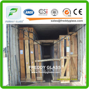 6mm Dark Blue Tinted Float Glass/Tinted Glass/Float Glass/Window Glass/Colored Glass/Stained Glass/Glass pictures & photos