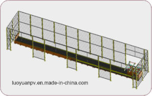 Loading / Unloading Conveyer for Laminator pictures & photos