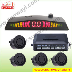 2015 Hot Sale LED Display Parking Sensor (SW-858K-4)