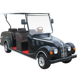 6 Seaters Electric Classic Sightseeing Car (Lt-A6. F) pictures & photos