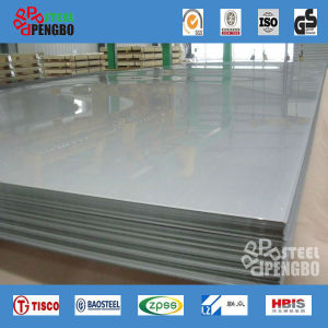 201 202 304 316L 430 Stainless Steel Sheet Plate pictures & photos