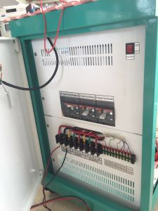 20HP AC Pump Inverter with AC Bypass Function pictures & photos