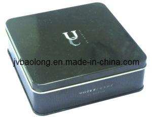 Square Tin Box (JBL90070F)