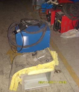 Iso Welding Torch Machine pictures & photos