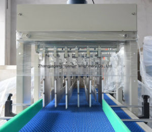 10000bph Plastic Bottle Fizzy Water Filling Machine pictures & photos