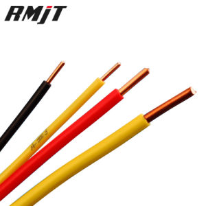 Single Core PVC Insulation H07V-U Wire pictures & photos