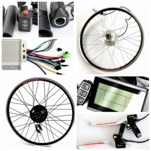 Agile 36V 350W Electric Hub Motor Kit for Any Bike pictures & photos