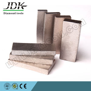 Sintered Diamond Segments for Indonesia Lava Stone Cutting pictures & photos