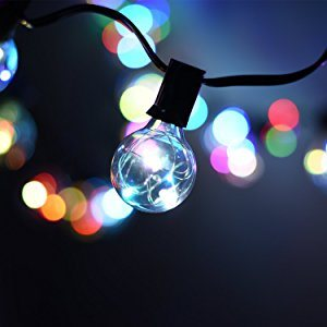 Outdoor G40 Globe String Light String for Wedding Party Holiday pictures & photos