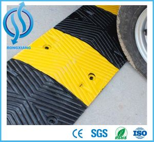 The Newest Road Safety Rubber Speed Hump pictures & photos