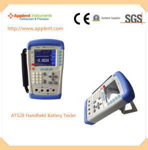 Handheld Battery Testing Machine for Storage Battery (AT528) pictures & photos