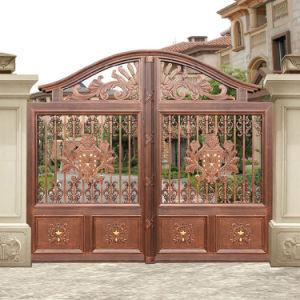 Villa Architectural Aluminum Garden Gate pictures & photos