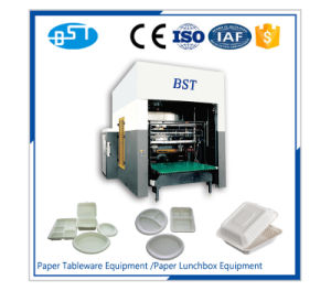 Paper Plate Making Machine for Forming Disposable Tableware (TW6000) pictures & photos