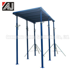 Adjustable Steel Scaffold Shoring Prop, Guangzhou Factory pictures & photos