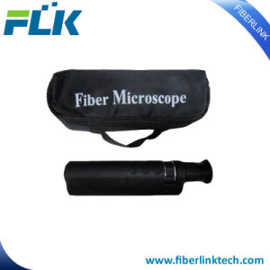 Handheld Fiber Inspection Microscope 200X or 400X pictures & photos